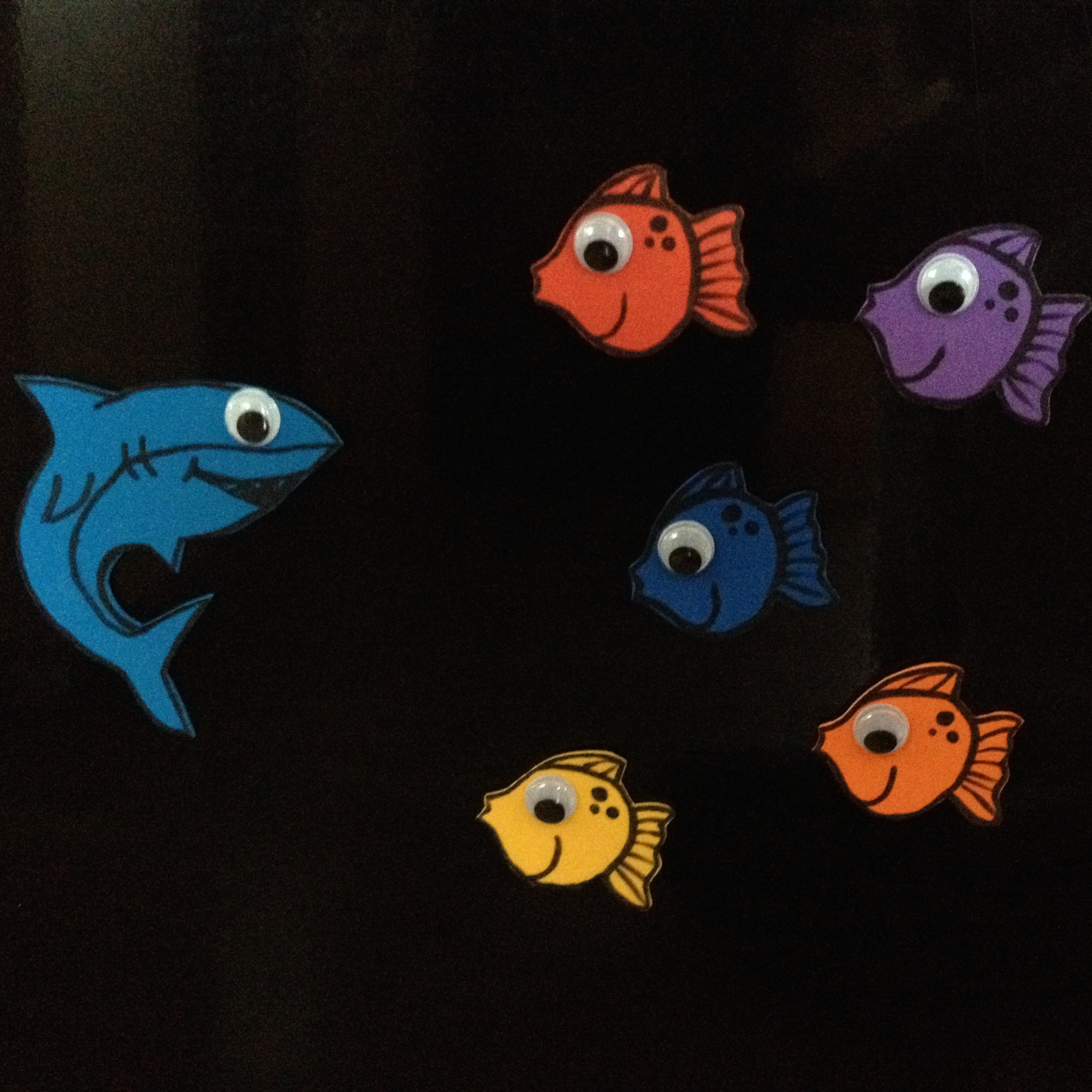 Fishy songs toddler tales for Fish songs for preschoolers
